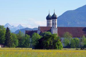 Benediktbeuern Kloster 01